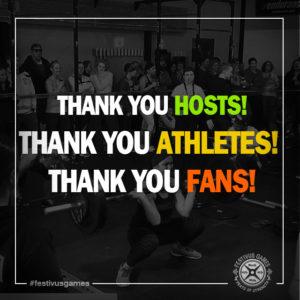 Athlete News Post Event